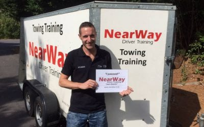 Carl Wilkins Towing Training Banbury Review