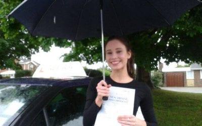 Anna McAllister-Little Driving Instructor Banbury