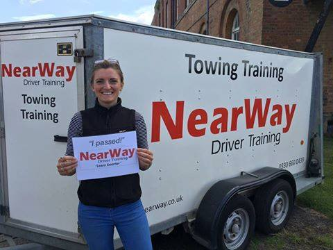 Izzy Cowper Towing Training Warwickshire Review