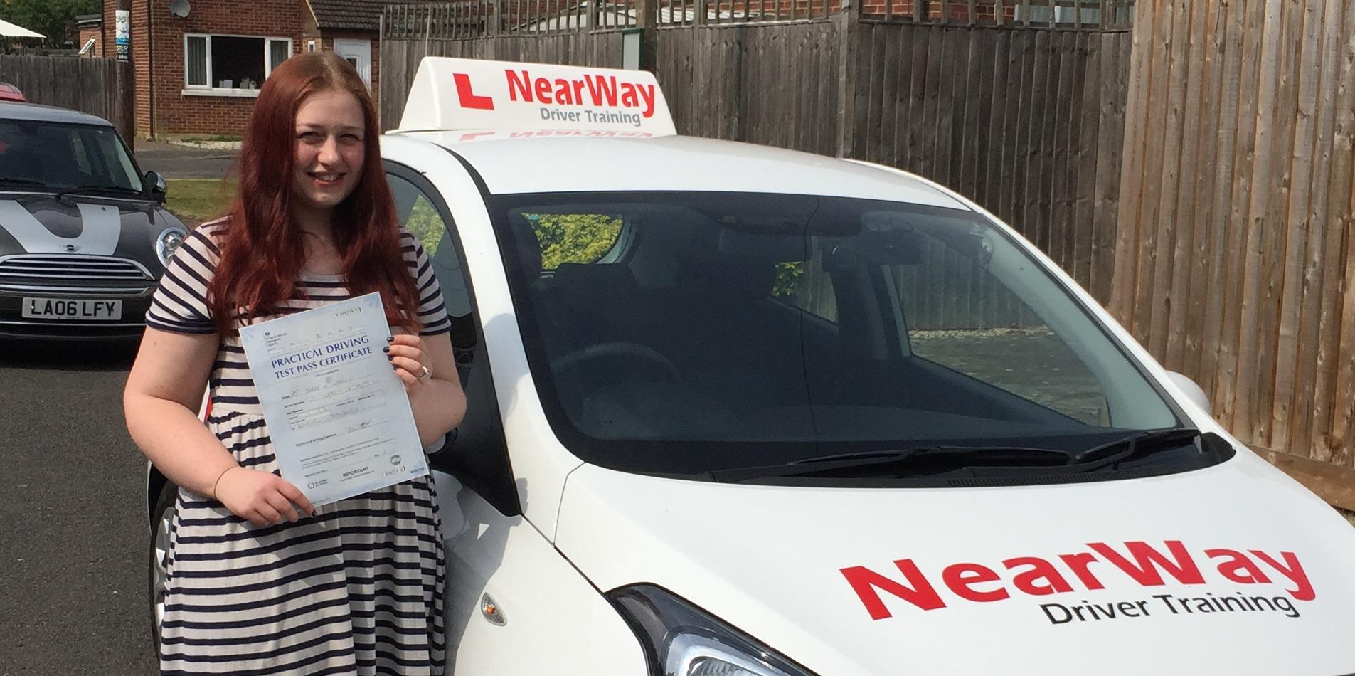 Jade Lacey Driving Lessons Banbury