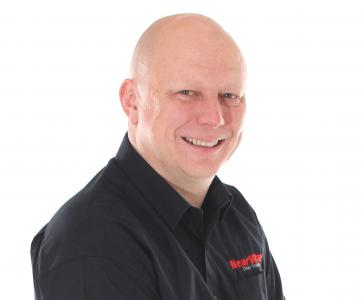 Trainer Neil Ridding