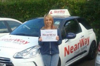 Nikki Jones, Banbury Driving School Review