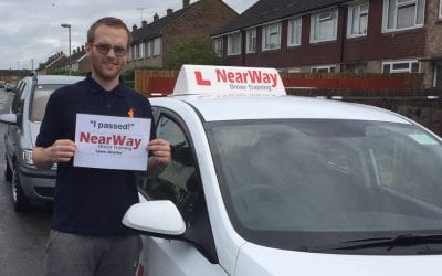 Percy Tustain, Driving School