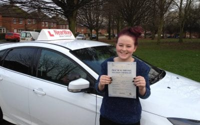 Shelbi Plant Passed With Just 1 Fault!