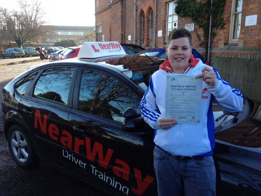 Laura Nash, Passed First Time