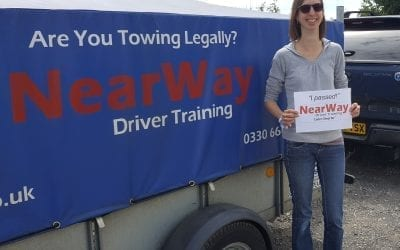 Amanda Wood Towing Test Pass