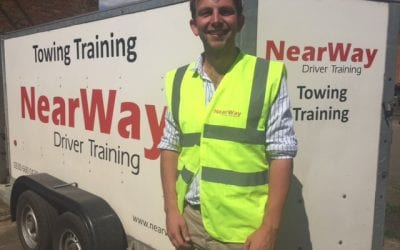 Tony Stroud – Towing Test Pass