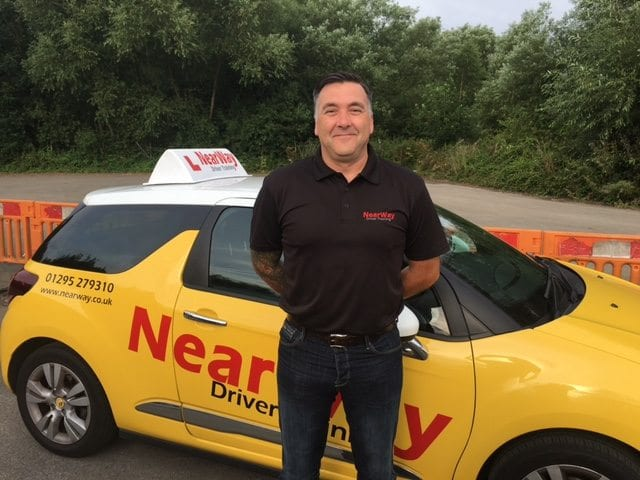 Neil Whyman, Driving instructor Banbury