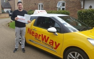 Driving lessons Banbury Simon Dales