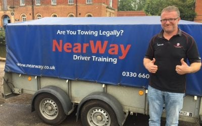 Mark Blake Towing Training
