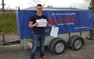 Chris Buxton Towing Test