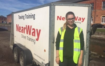 Kirsty Wilshere Towing Test