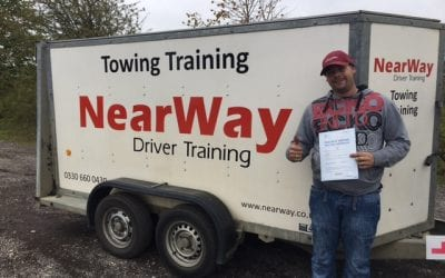 Martyn Giles Towing Test