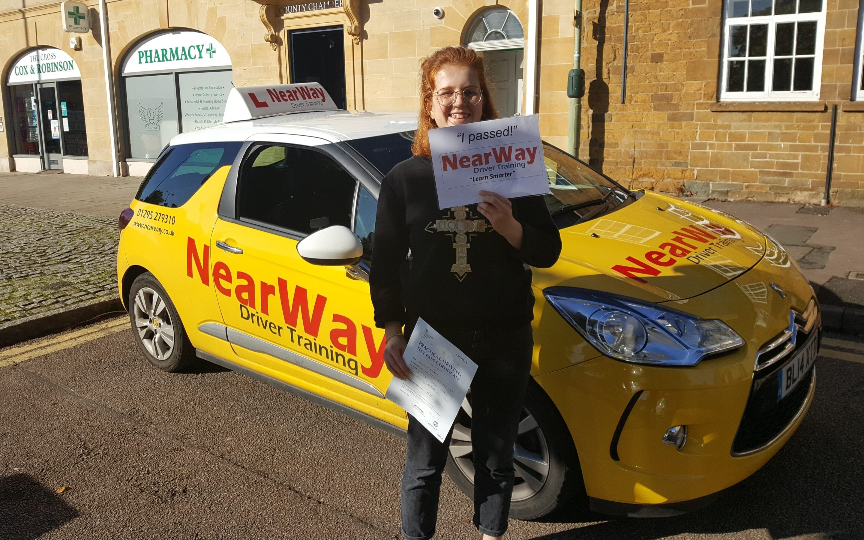 Kate Birkbeck – Driving Lessons Banbury Review