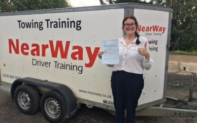 Ellie Smith – Towing Test