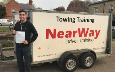 Trailer Test Northampton Review Dan Holloway