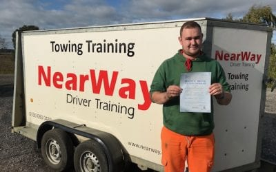 Aaron Mansfield Towing Test Pass