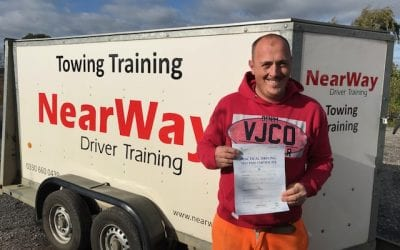 Mark Lloyd Towing Test Pass
