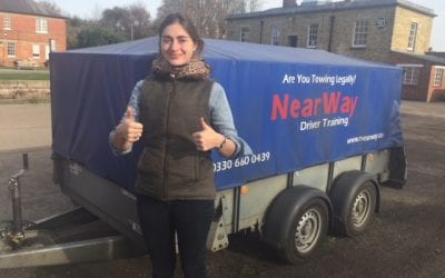 Flurry Wright – Towing Test Pass