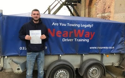 Bradley Snelling Towing Test