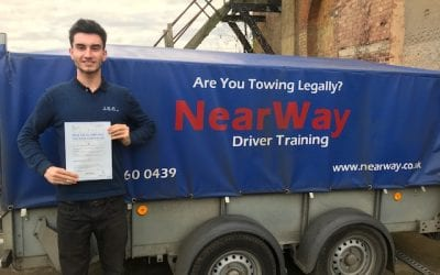 Jack Gillett Towing Test