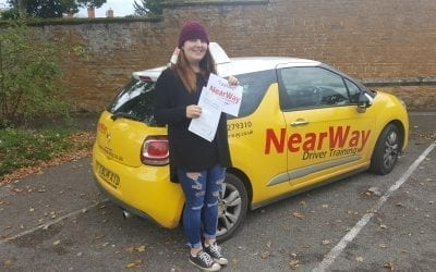 Leah Talbot Driving Lesson