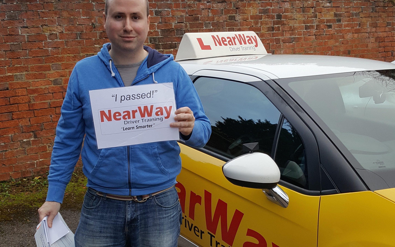 Stuart Whitelaw Driving Test