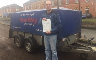 Andrew Casson Towing Test