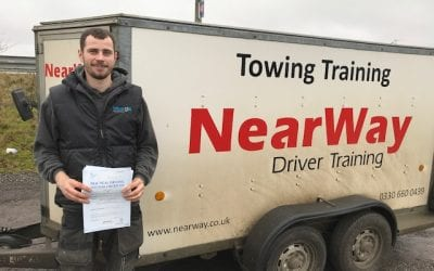 Liam Thornton Towing Test