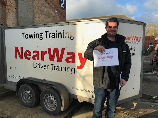James Ray Towing Test