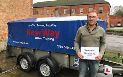 Ian Fisher Towing Test