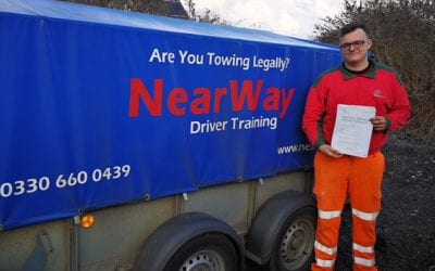 Ashley Gray Towing Test