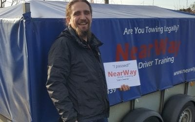Rob Ristea Towing Test