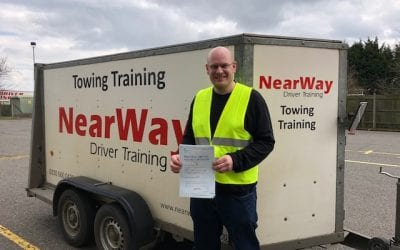 Michael Japp Towing Test Pass