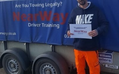Jamie Eatwell Towing Test