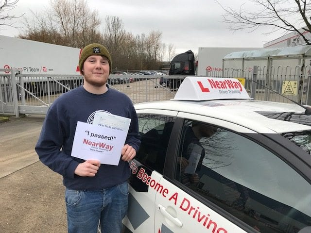 Gabriel Boughton Driving School Banbury