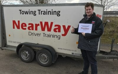 Car and Trailer Training Witney Lewis Ayris