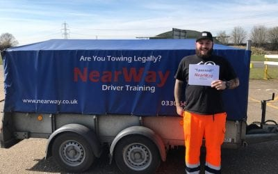 Scott Cox B+E Test Pass