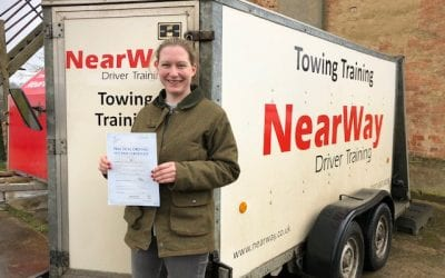 Kate Tandy Towing Test