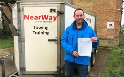 Anthony Wright Towing Test