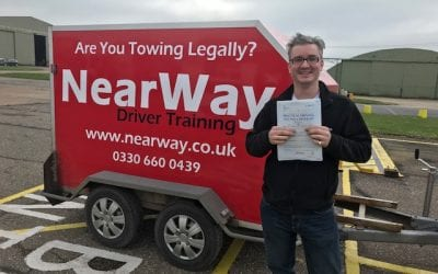Rory Chaplin Towing Test