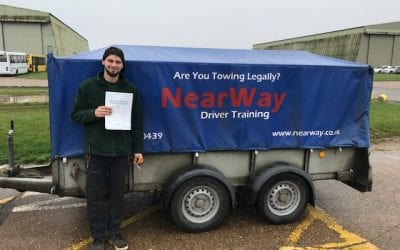 James Shalier Towing Test