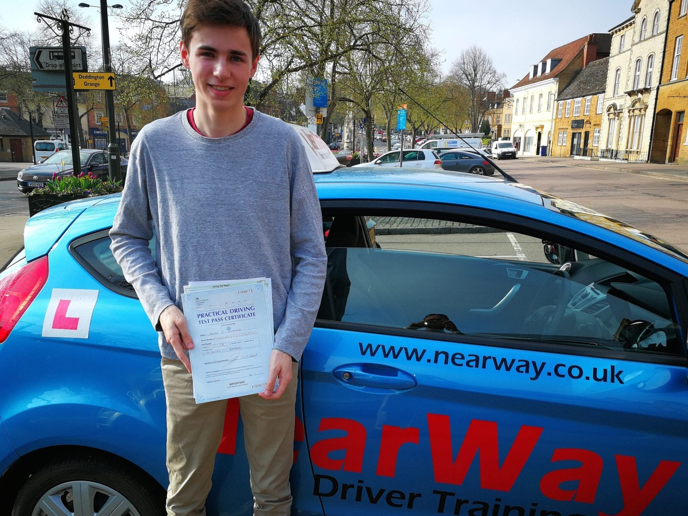 Ewen Edmunds Driving Lessons