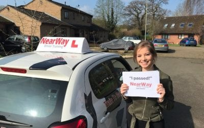 Natalie Rogers driving schools Banbury review