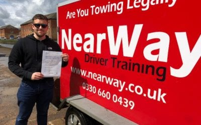 Darren Green Towing Test