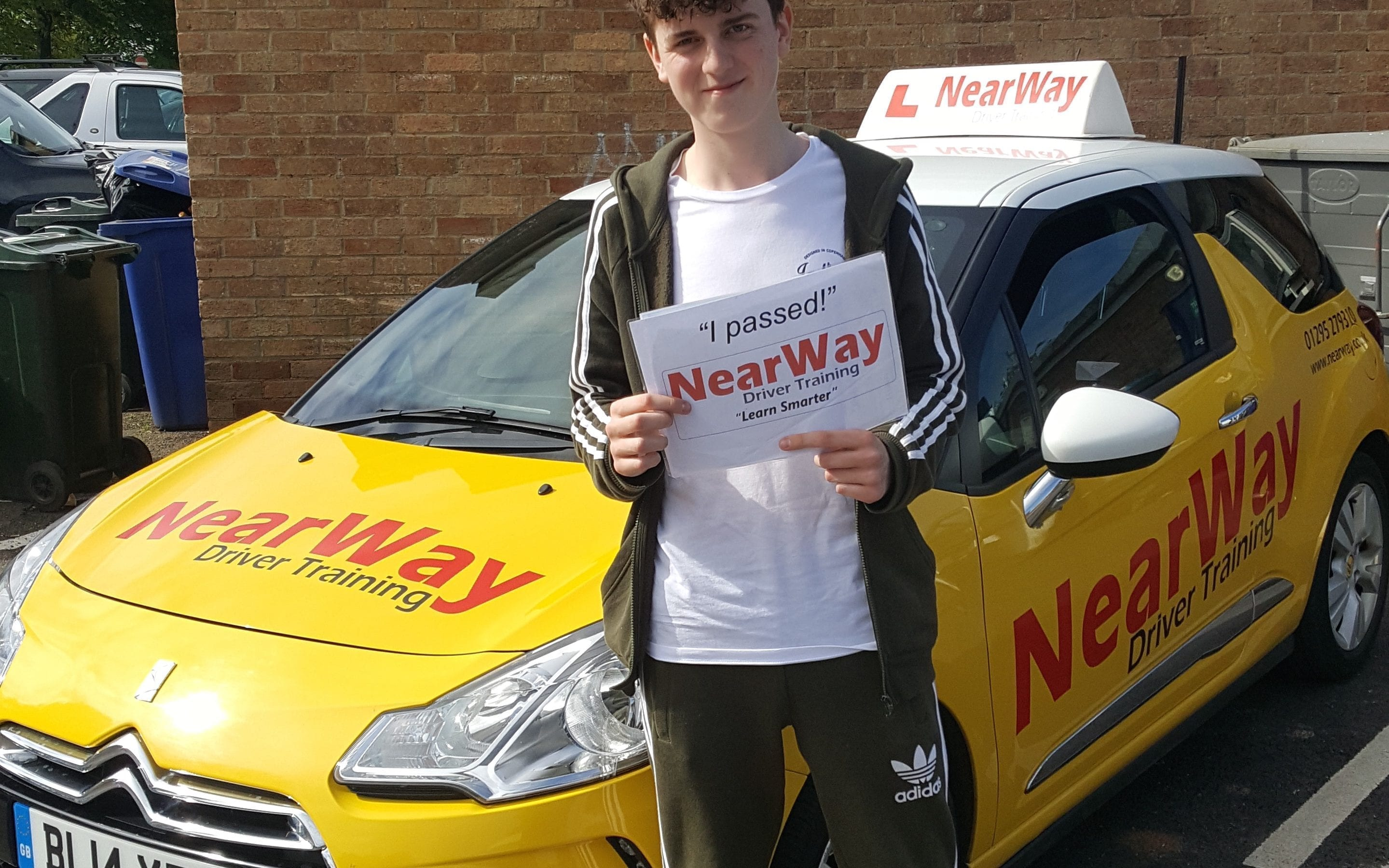 Jamie McGill Driving Lessons Banbury