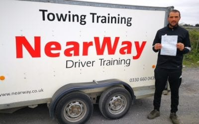 Laymar Taylor Towing Test