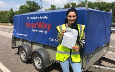 Trailer Test Northamptonshire Review Natasha Lacey
