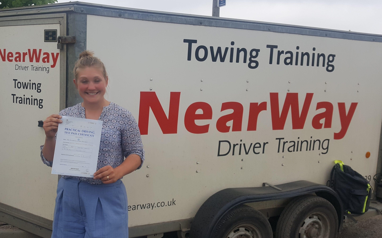 Elizabeth Robinson Towing Test