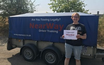 Becci Hutchins Towing Test
